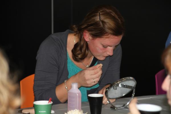Workshop Visagie in Antwerpen