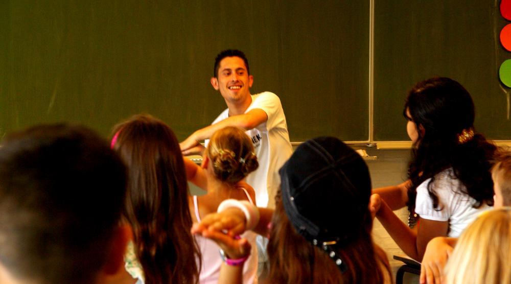 Slide 2: Workshop Kidsdance