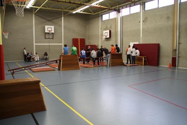 Workshop Freerunnen Antwerpen