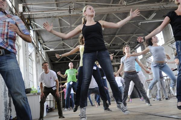 Workshop Hiphop Antwerpen